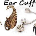 Acessórios: Ear Cuff Como Usar sem Errar!