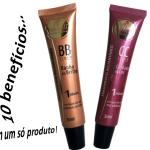 BB Cream Banho de Brilho e CC Cream Cuidado da Cor – Haskell.