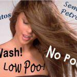No Poo, Low Poo e Co Wash. Vamos entender melhor essas técnicas?