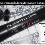 """Máscara Desamareladora Matizadora Loiro  Platinado """" Black"""" Tatiana Lobo!"""