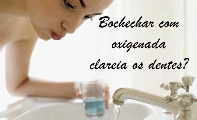 Agua Oxigenada Para Clarear Os Dentes Pode Mulheres Divando