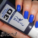 Testei Gloss 3D Ice Blond da Magic Color