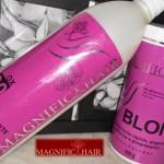 Retoque de luzes (passo a passo) com o Pó Descolorante Blond da Magnific Hair!