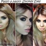 Dica da leitora: Smokey Eyes (passo a passo) por Renata Saraiva!