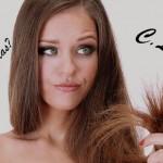 C.L.C técnica para manter as pontas dos cabelos sempre hidratadas!