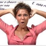 Como evitar e amenizar o cheiro de suor nas axilas e nas roupas?