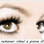 Melhor demaquilante para remover máscaras de cílios à prova d'água.