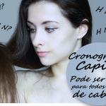 Cronograma Capilar igual para todos tipos cabelos. Funciona?
