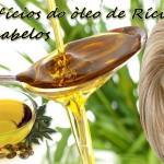 Óleo de Rícino. Benefícios e como usar nos cabelos.