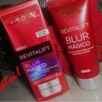 Revitalift Blur Mágico da L'oréal. Testei.