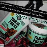 Kit Reconstrutor Tarja Preta da Lola Cosméticos Testei!