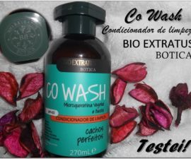 Co wash