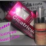 Cicatricure Beauty Care. Testei