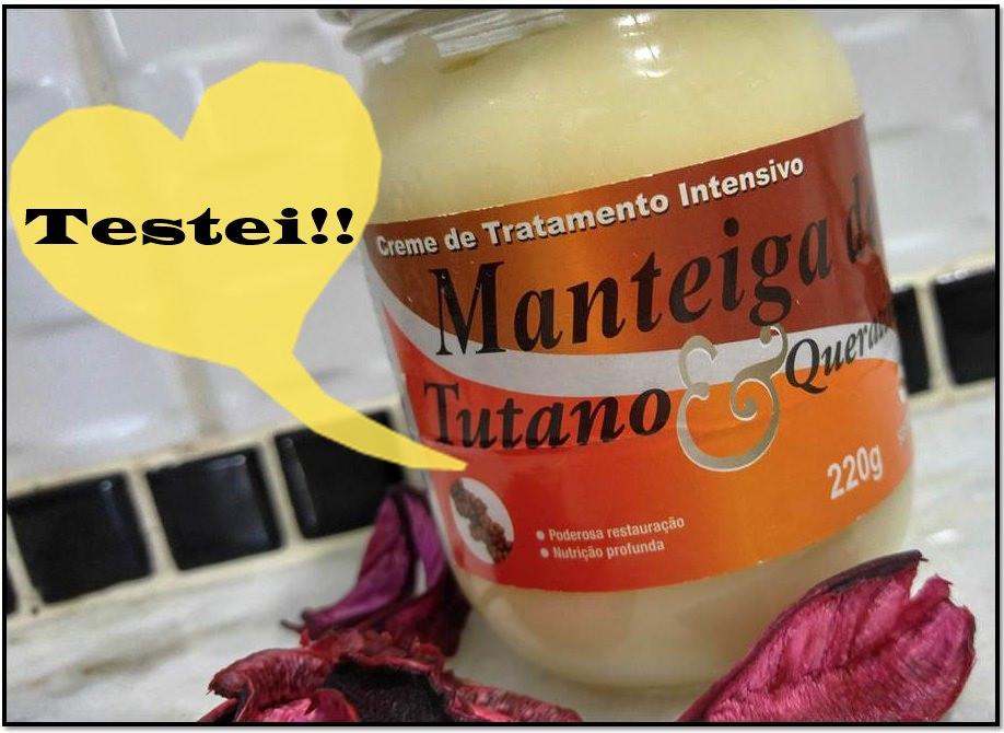 Manteiga Tutano e Queratina da SoftHair