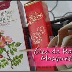 Óleo de Rosa Mosqueta. Para que serve e como usar.