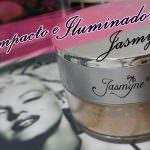 Resenha: Pó compacto e iluminador da Jasmyne.