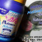 Maionese Matizadora da Salon Line. #todecaho