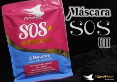 Máscara SOS UTI da Alise Hair