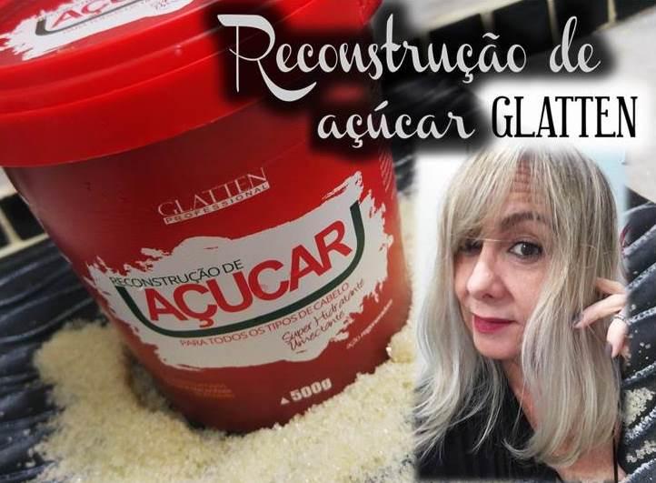 Reconstrução de Açúcar da Glatten
