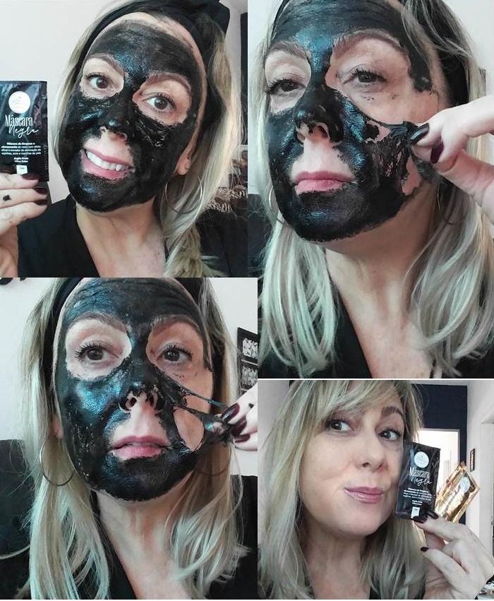 Máscara Negra New Beauty