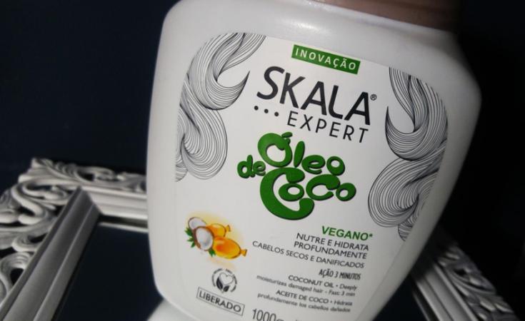 Óleo de coco Creme Vegano Skala