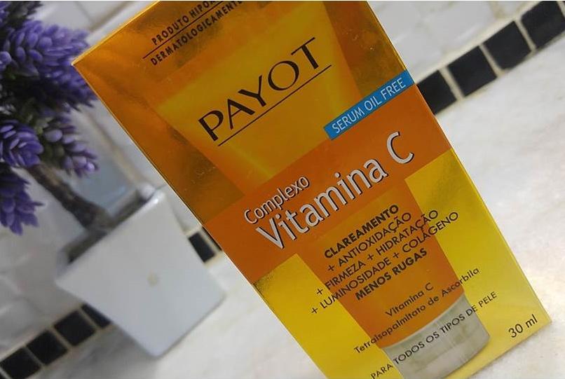 Complexo Vitamina C da Payot