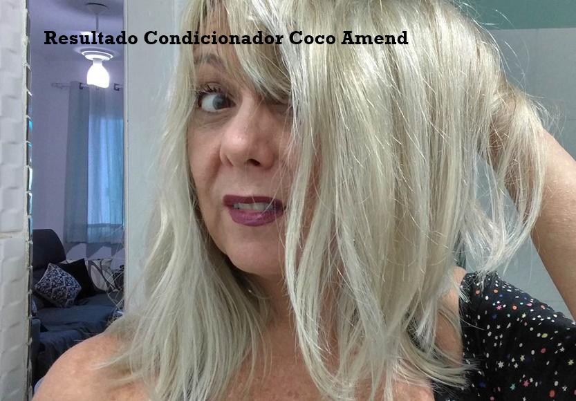 Coco Amend resultado
