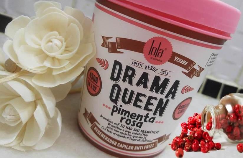 Drama Queen Pimenta Rosa Lola Cosmetics