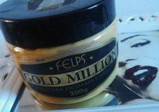 Gold Million Desmaia Cabelo da Felps