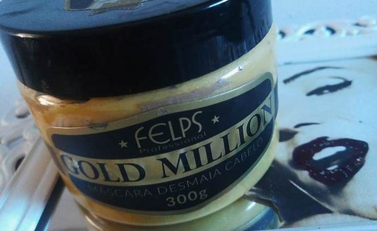 Gold Million Desmaia Cabelo da Felps