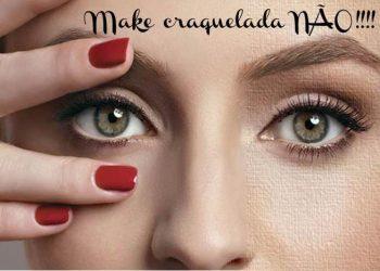 Dicas de como evitar que a maquiagem craquele