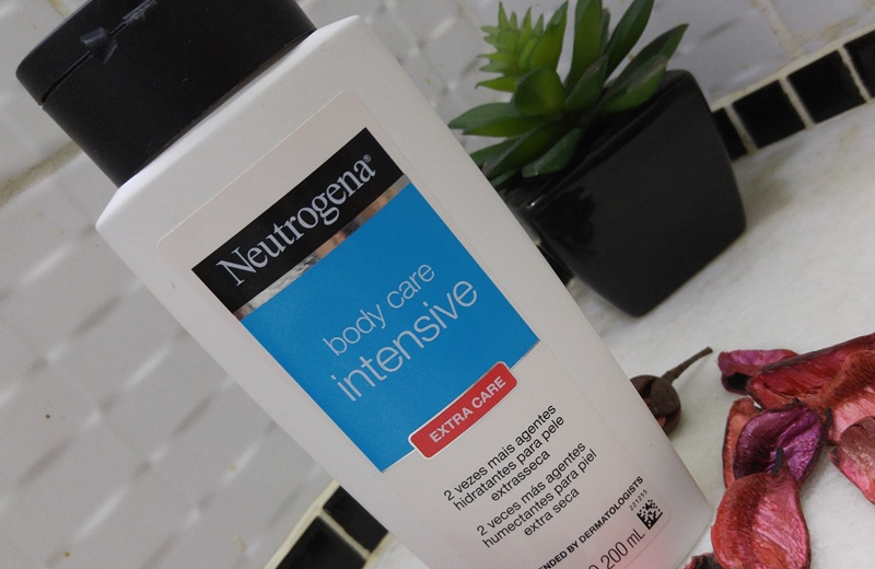 Hidratante corporal Body Care Intensive Neutrogena