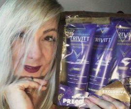 Linha Matizadora Trivitt Itallian Hairtech