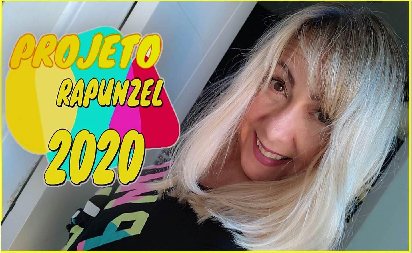 PROJETO RAPUNZEL 2020-VEM CABELÃO!
